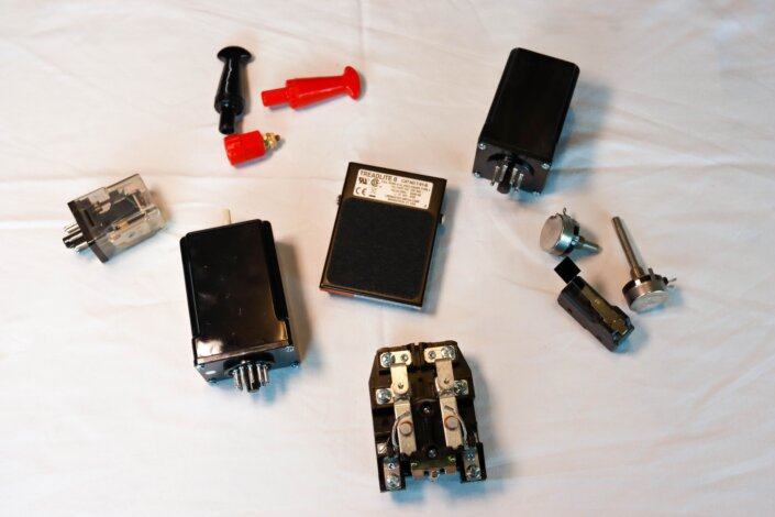 Vertrod Electrical Components